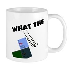 What the He Double Hockey Sti Mug