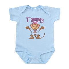 Little Monkey Tammy Infant Bodysuit