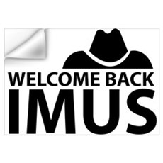 Welcome Back Imus Wall Decal