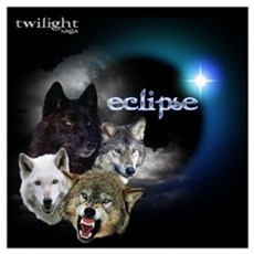 Twilight Eclipse Wolf Pack Ne Poster