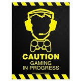Gamer Wrapped Canvas Art