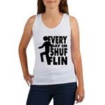 Shufflin Women's Tank Top
