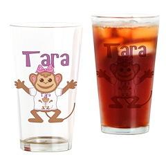 Little Monkey Tara Drinking Glass