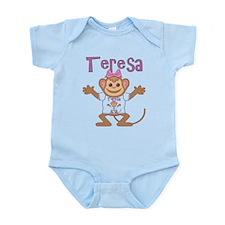 Little Monkey Teresa Infant Bodysuit