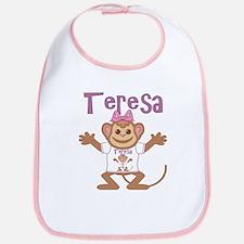Little Monkey Teresa Bib