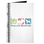 Peace, Love, Bloodhounds Journal