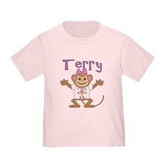 Little Monkey Terry T