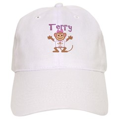 Little Monkey Terry Baseball Cap