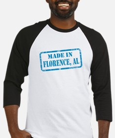 MADE IN FLORENCE, AL Baseball Jersey