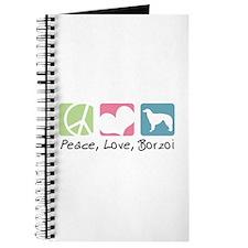 Peace, Love, Borzoi Journal