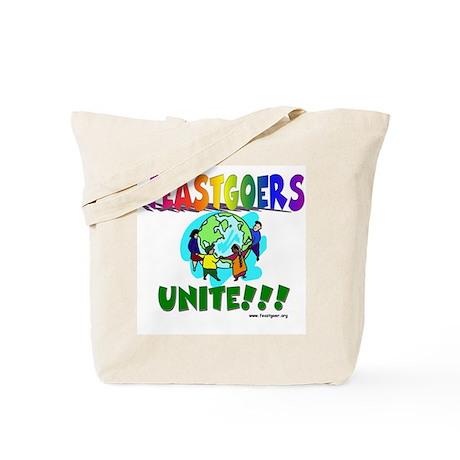 Feastgoers Unite! Tote Bag
