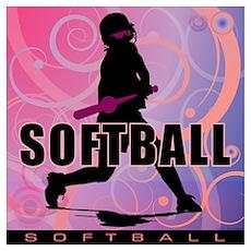 2011 Softball 104 Poster