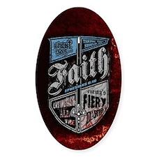 Shield of Faith Decal