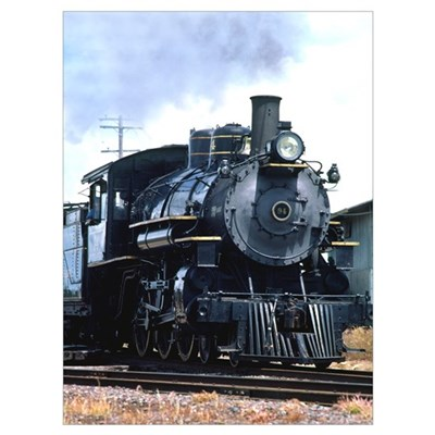 Steam Locomotive 94 Poster