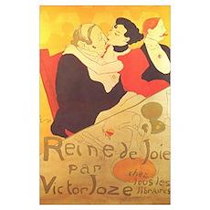 Toulouse-Lautrec Poster