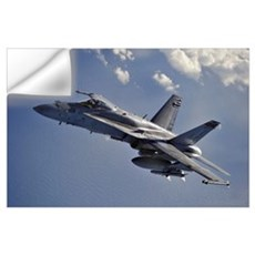F-18 Super Hornet Wall Decal