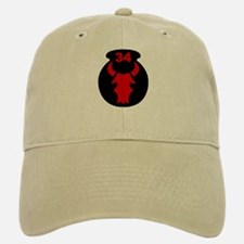 34th Infantry Division (2) Baseball Baseball Cap
