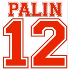 Palin 12 Poster