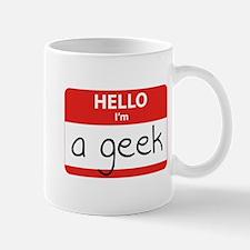 Hello, I'm a Geek Mug