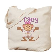 Little Monkey Tracy Tote Bag