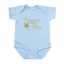 'Vegans Do It Best' Infant Bodysuit