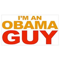 Obama Guy Poster