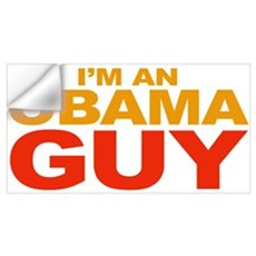Obama Guy Wall Decal