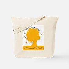 Cool Natural hair Tote Bag