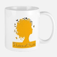 Cool Black natural hair Mug