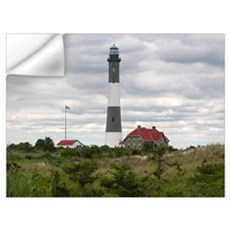 Robert Moses State Park Long Island NY Lighthouse Wall Decal