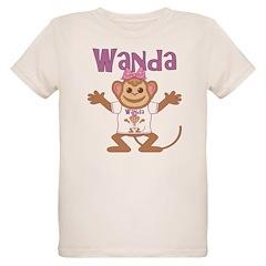 Little Monkey Wanda T-Shirt
