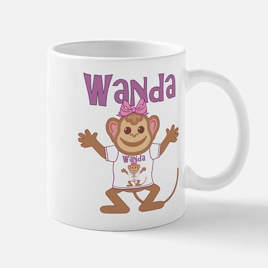 Little Monkey Wanda Mug
