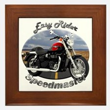 Triumph Speedmaster Framed Tile