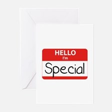 Hello, I'm Special Greeting Cards (Pk of 10)