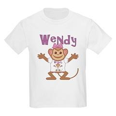 Little Monkey Wendy T-Shirt