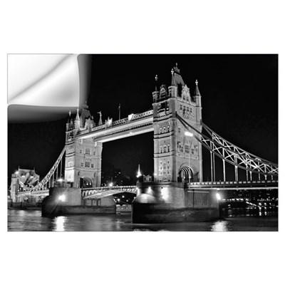 (S) Tower Bridge Wall Decal