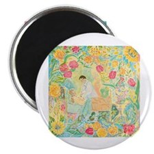 """""""A Healing Place"""" (TM) 2.25"""" Magnet (10 pack)"""