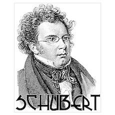 Schubert Poster
