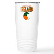 Property of Ireland Travel Mug