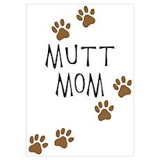 Mutt Mom Poster