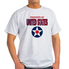 Property of the United States T-Shirt