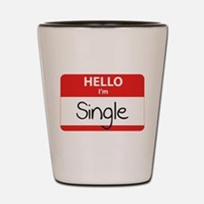 Hello I'm Single Shot Glass