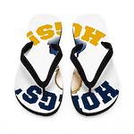 Hols' Hogs! Flip Flops
