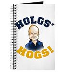 Hols' Hogs! Journal