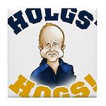 Hols' Hogs! Tile Coaster