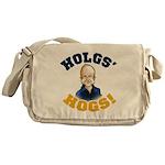 Hols' Hogs! Messenger Bag