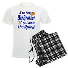 Big Brother Rules Pajamas
