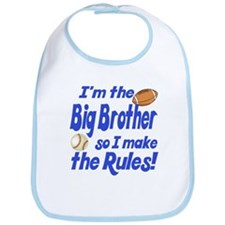 Big twin Brother Rules Bib
