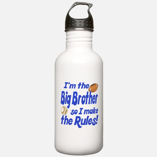 Big Brother Rules Water Bottle