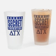 Delta House Double Secret Probation Drinking Glass